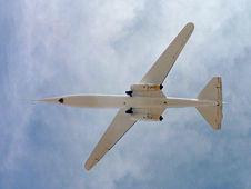 NASA Dryden flight