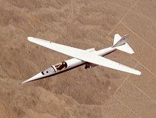 NASA AD-1 X-plane