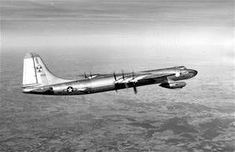 Convair NB-36H X-6