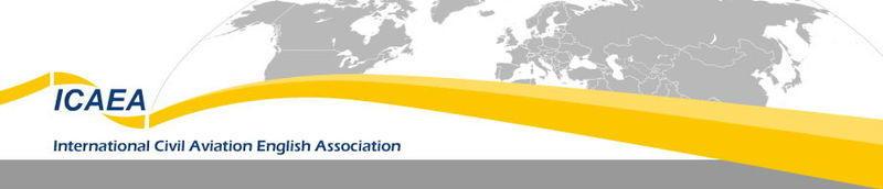 ICAEA anglais aéronautique