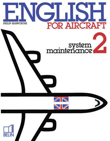 English for aircraft book cover