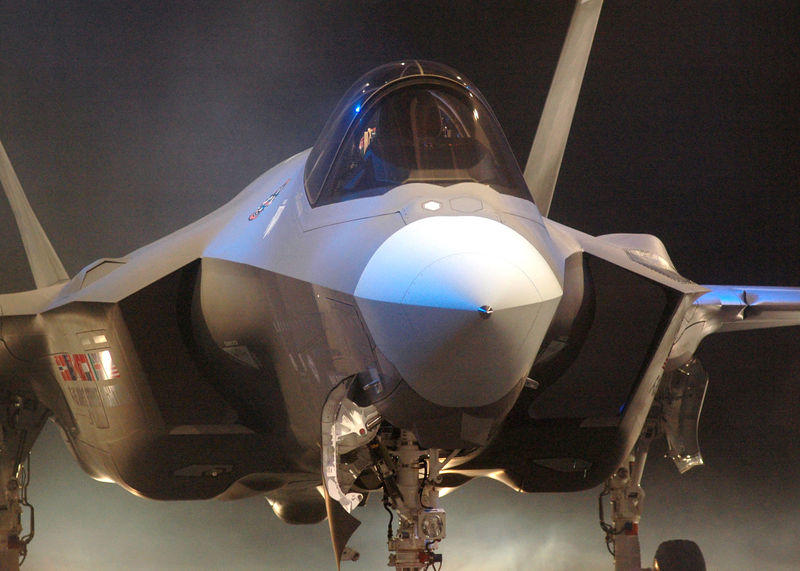 F-35 JSF Joint Strike Fighter