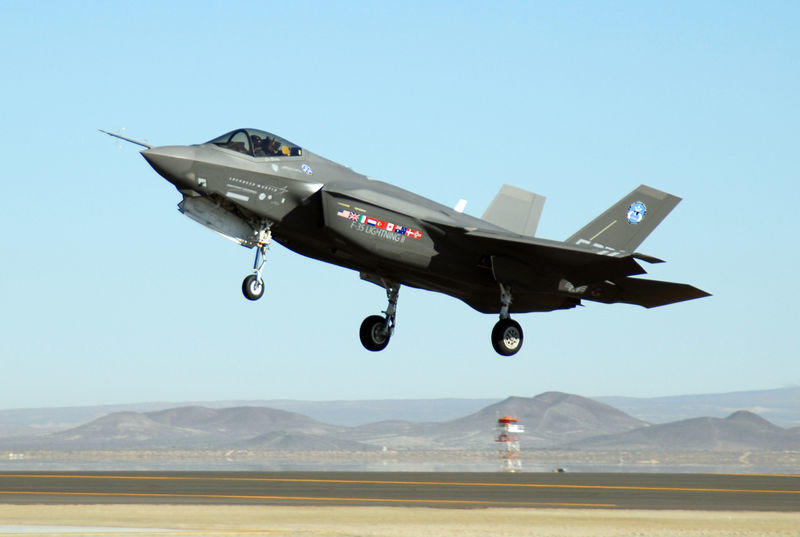 F-35 JSF Joint Strike Fighter