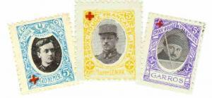 GUYNEMER, LENOIR, GARROS - 1916
