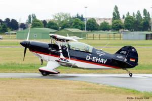 PITTS avion biplan