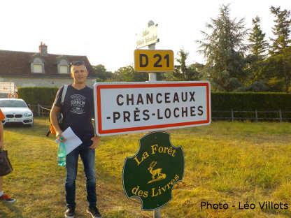 Chanceaux-près-Loches panneau