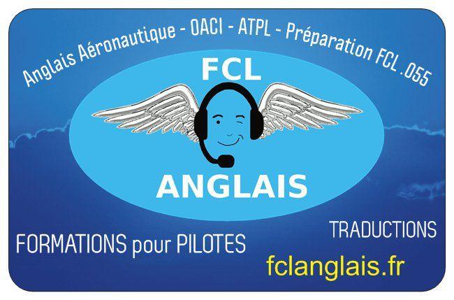 FCL ANGLAIS, Anglais aéronautique, OACI, ATPL, Préparation FCL .055, formations pour pilotes, traductions, fclanglais.fr, cours en ligne