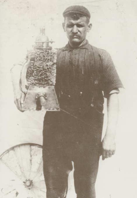 Gustave Whitehead engine cooling Gustav Weisskopf motor moteur refroidissement