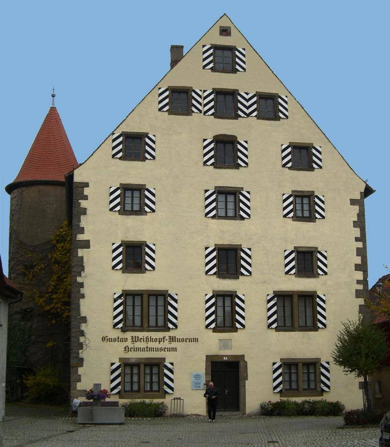 Museum Leutershausen Gustav Weisskopf Gustave Whitehead Musee