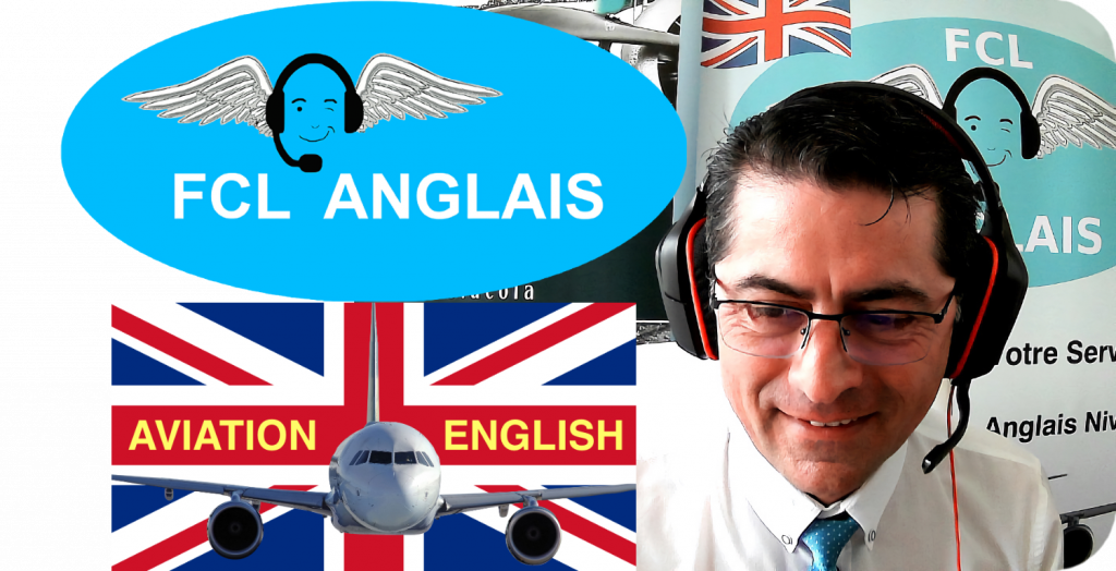 cours anglais aviation Toni Giacoia FCL .055 OACI en ligne à distance